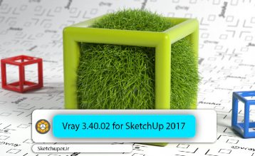 Vray 3.40.02 for SketchUp 2017